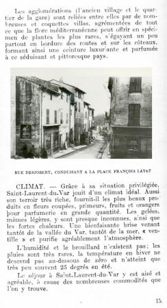 PAGE 15 DU GUIDE DE 1931