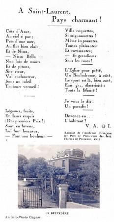 PAGE 32 DU GUIDE DE 1931