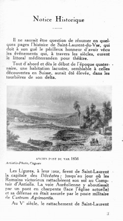 PAGE 3 DU GUIDE DE 1931