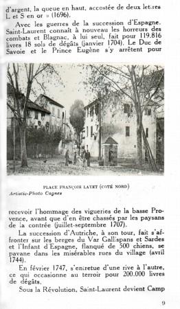 PAGE 9 DU GUIDE DE 1931
