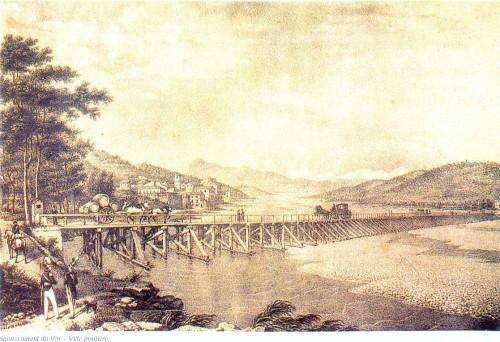 LE PREMIER PONT SUR LE VAR 1825.jpg