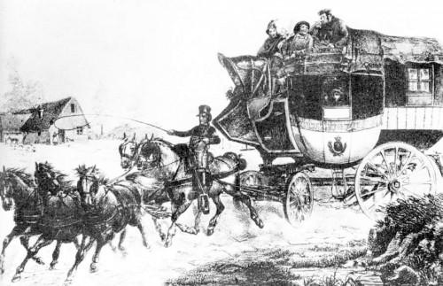 LA DILIGENCE RELIANT CANNES A NICE EN 1839.jpg