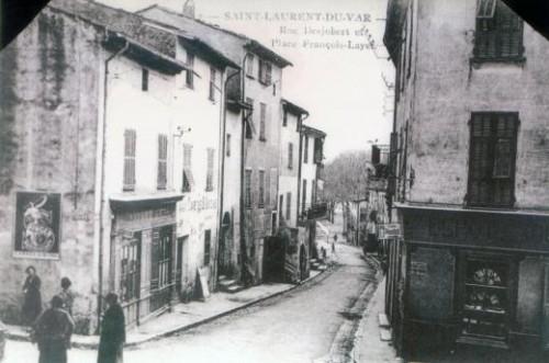 Saint laurent du var dans le dictionnaire larousse de 1898 - Chambre des metier saint laurent du var ...